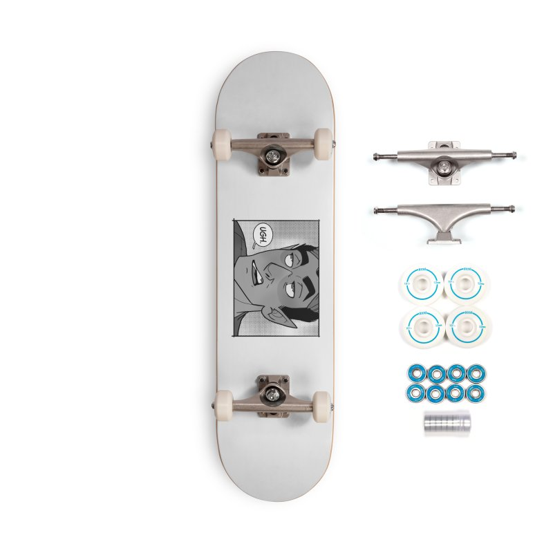 Ugh. Accessories Complete - Basic Skateboard by The Shop of K. Lynn Smith