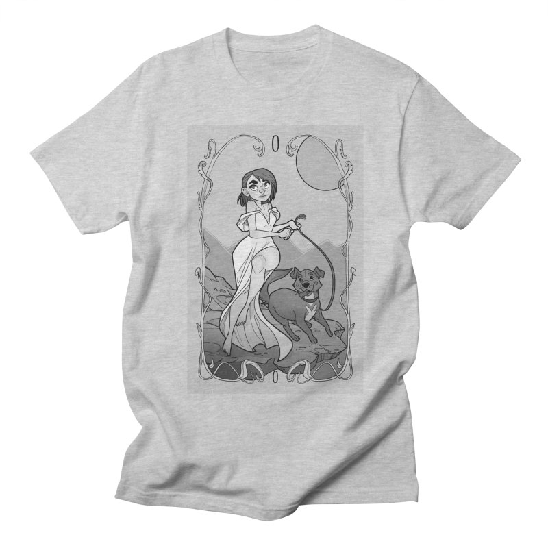 The Fool Women's Regular Unisex T-Shirt by The Shop of K. Lynn Smith