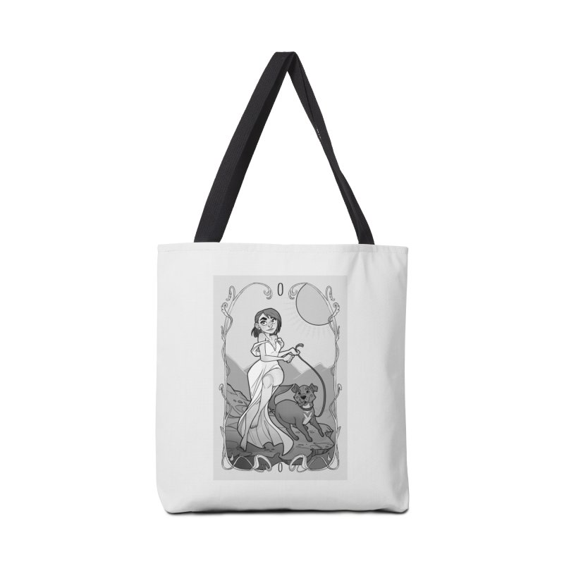 The Fool Accessories Tote Bag Bag by The Shop of K. Lynn Smith