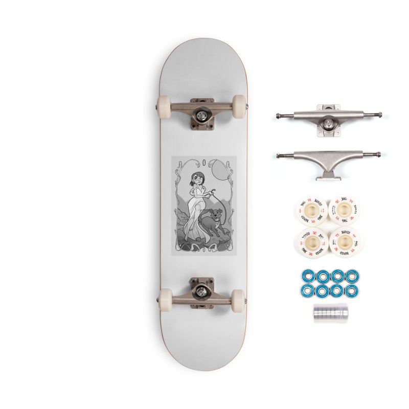 The Fool Accessories Complete - Premium Skateboard by The Shop of K. Lynn Smith