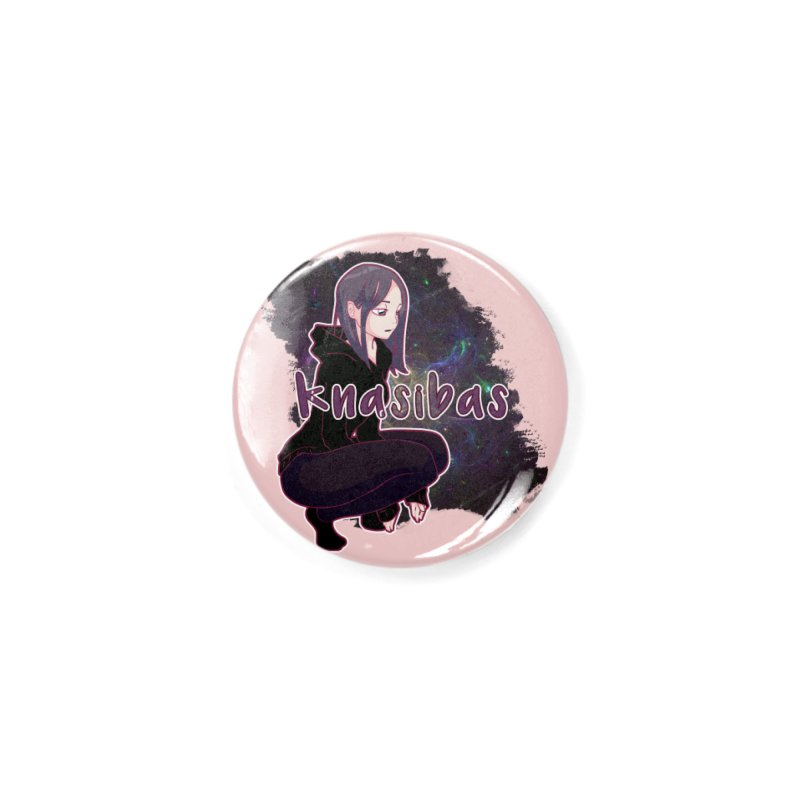 Knasibas - Space Girl in Button by knasibas's Artist Shop