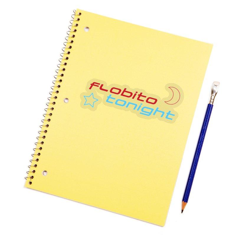 It's Flobito Tonight! Accessories Sticker by Flobito.com Shop