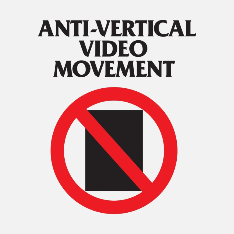 Anti-Vertical Video Movement by KNIVED COMPLEX