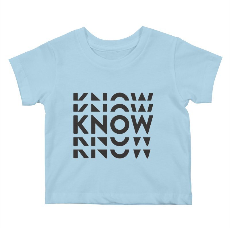 Kids None by KNOW Identity