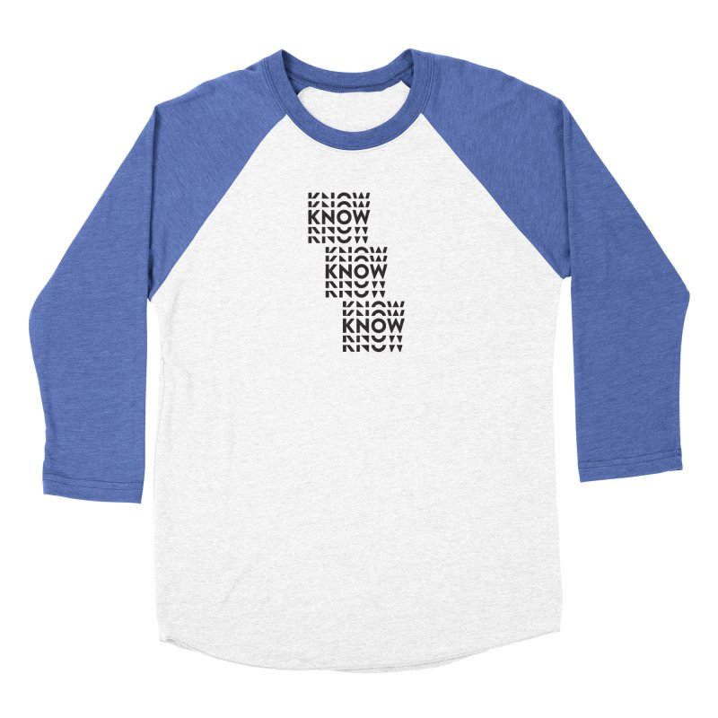 You Oughta KNOW Men's Longsleeve T-Shirt by KNOW Identity