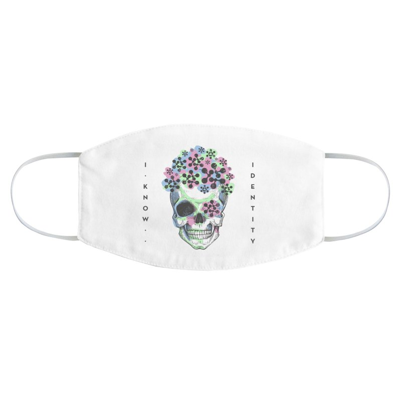 The Devil You KNOW (Color) Accessories Face Mask by KNOW Identity