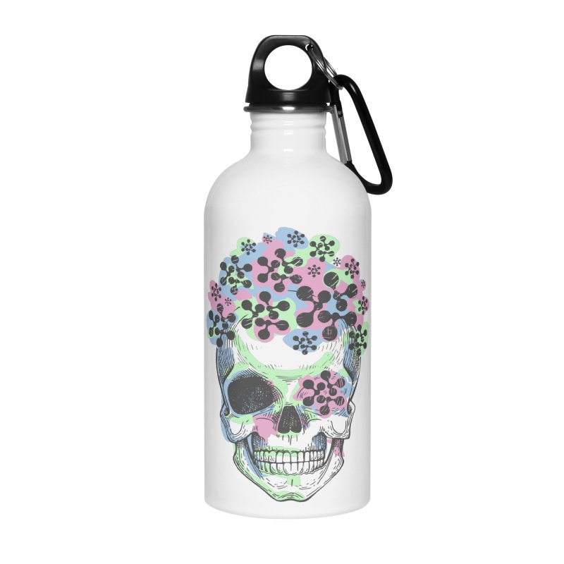 The Devil You KNOW (Color) Accessories Water Bottle by KNOW Identity