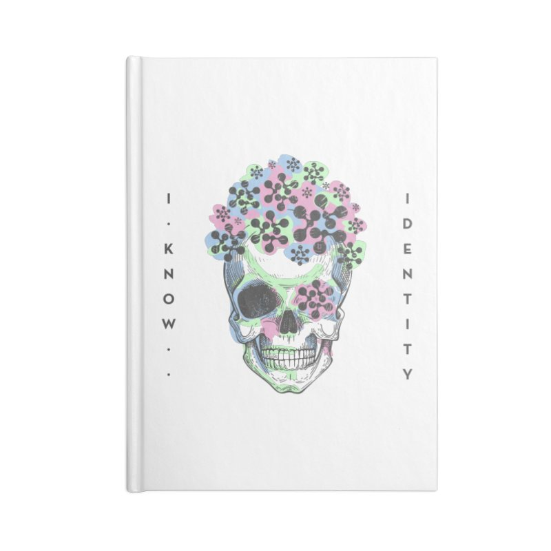 The Devil You KNOW (Color) Accessories Notebook by KNOW Identity