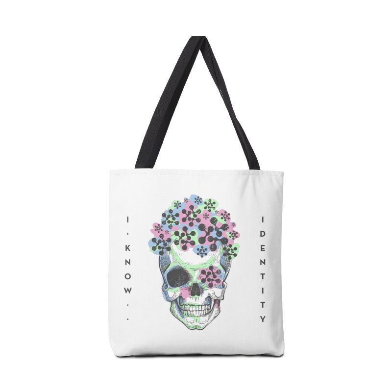 The Devil You KNOW (Color) Accessories Tote Bag Bag by KNOW Identity