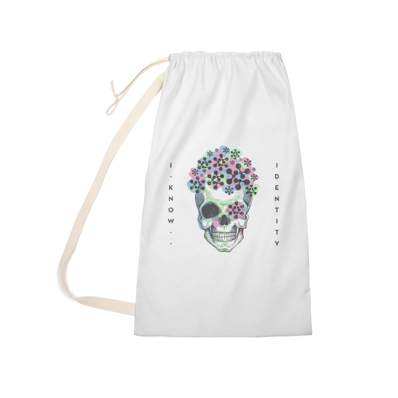 The Devil You KNOW (Color) Accessories Bag by KNOW Identity