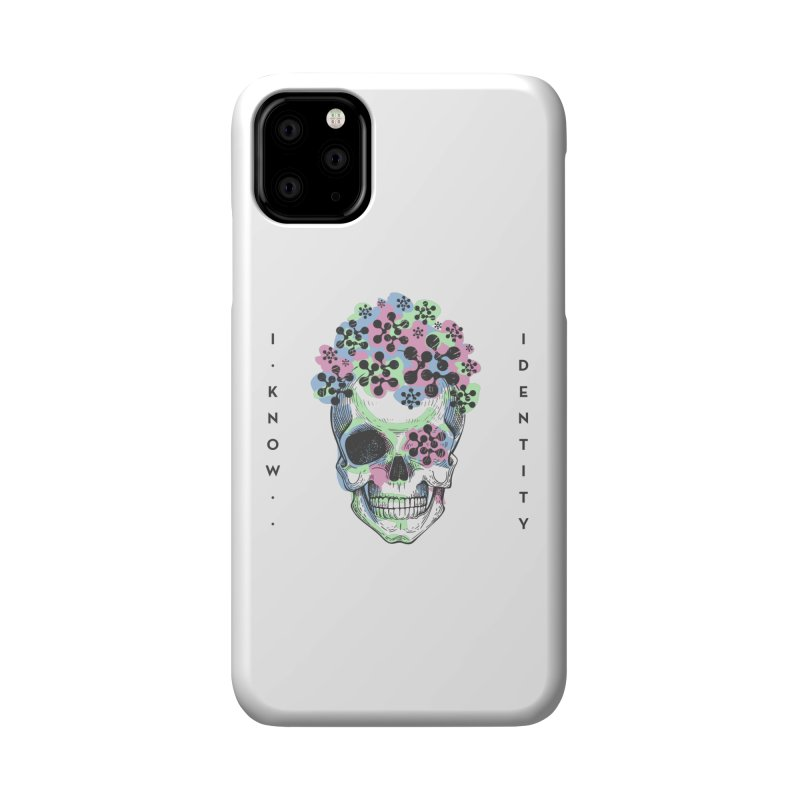 The Devil You KNOW (Color) Accessories Phone Case by KNOW Identity