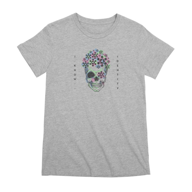 The Devil You KNOW (Color) Women's Premium T-Shirt by KNOW Identity