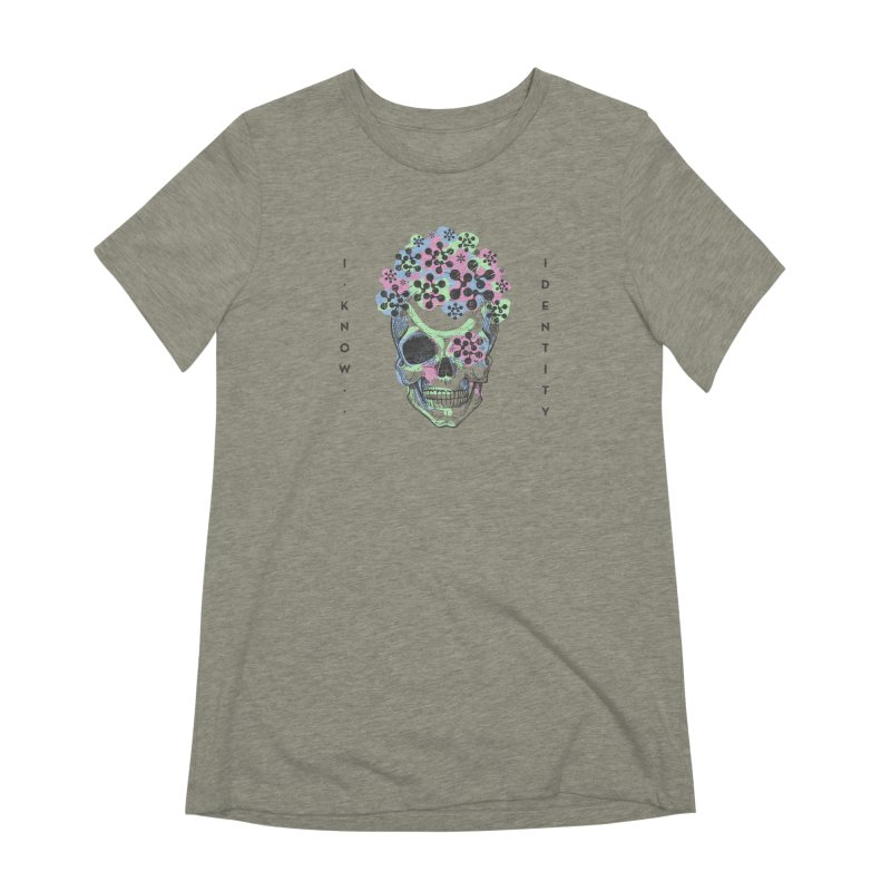 The Devil You KNOW (Color) Women's Extra Soft T-Shirt by KNOW Identity