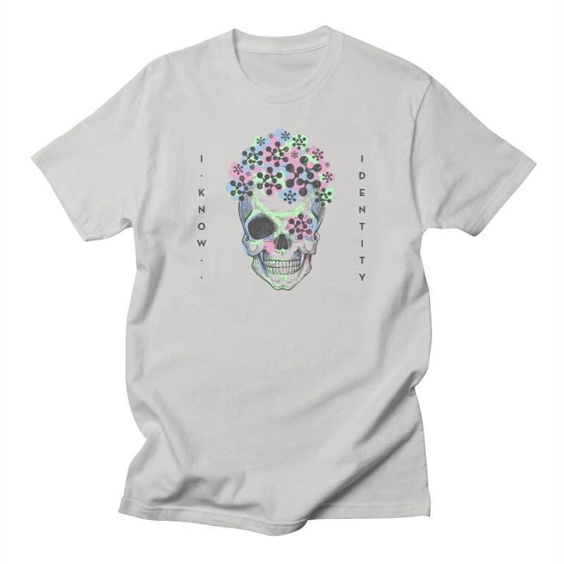 The Devil You KNOW (Color) Men's T-Shirt by KNOW Identity