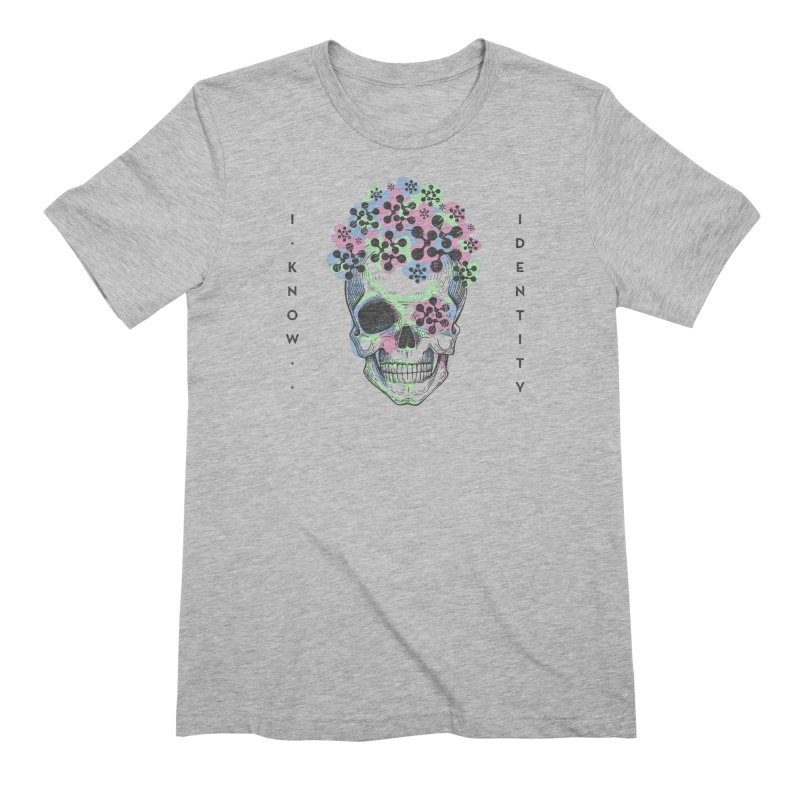 The Devil You KNOW (Color) Men's Extra Soft T-Shirt by KNOW Identity