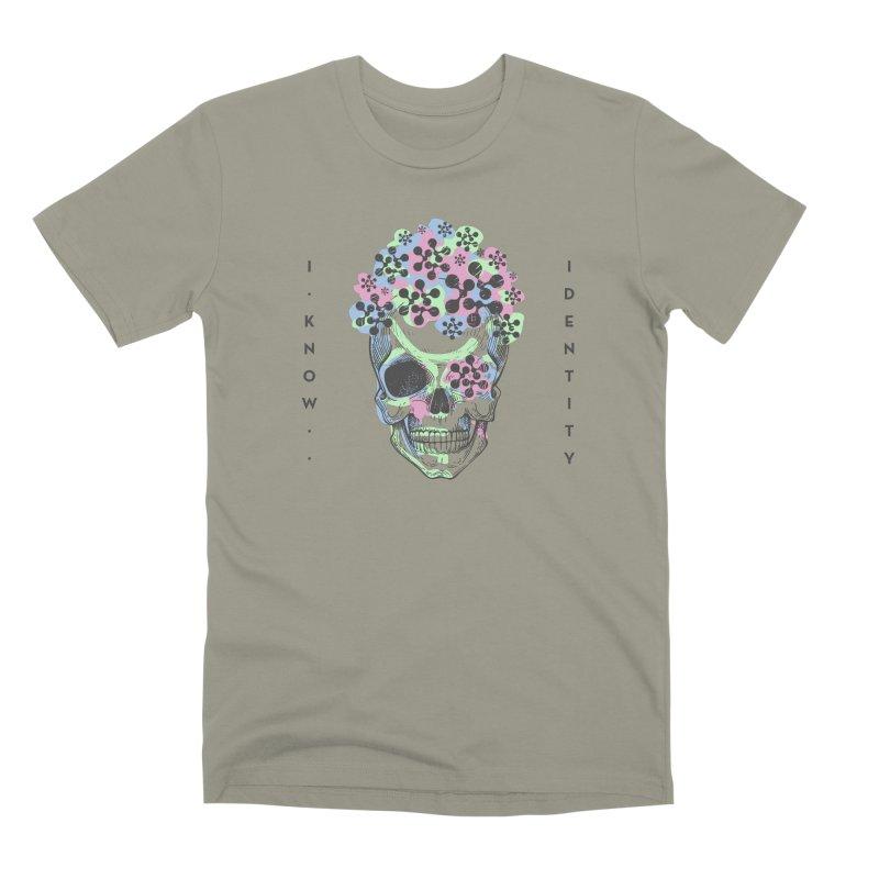 The Devil You KNOW (Color) Men's Premium T-Shirt by KNOW Identity