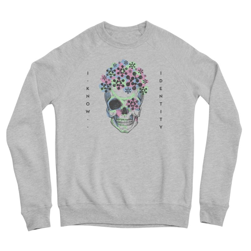 The Devil You KNOW (Color) Women's Sweatshirt by KNOW Identity