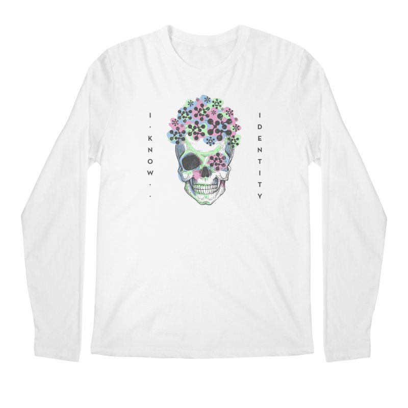 The Devil You KNOW (Color) Men's Regular Longsleeve T-Shirt by KNOW Identity