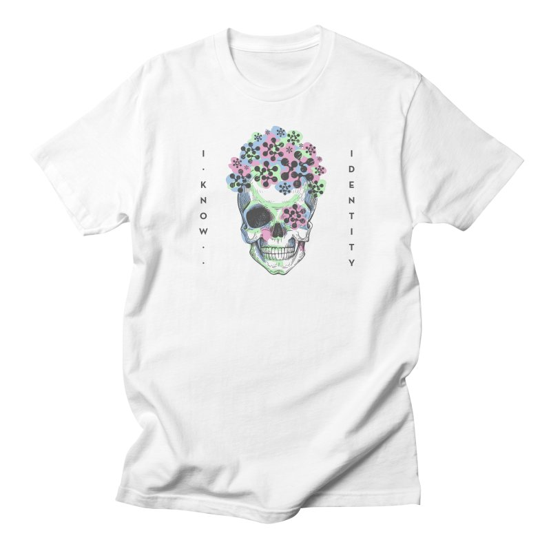 The Devil You KNOW (Color) Women's Regular Unisex T-Shirt by KNOW Identity
