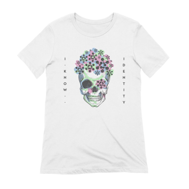 The Devil You KNOW (Color) Women's T-Shirt by KNOW Identity