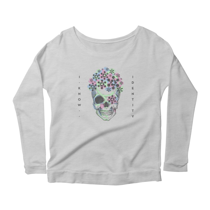 The Devil You KNOW (Color) Women's Scoop Neck Longsleeve T-Shirt by KNOW Identity