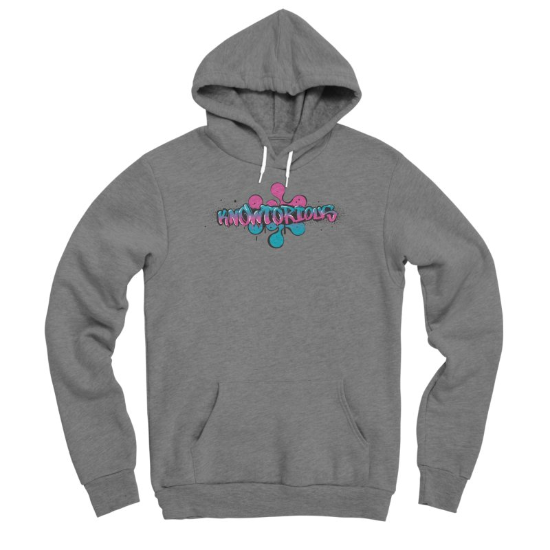 KNOWtorious Men's Pullover Hoody by KNOW Identity