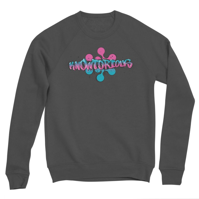 KNOWtorious Women's Sponge Fleece Sweatshirt by KNOW Identity