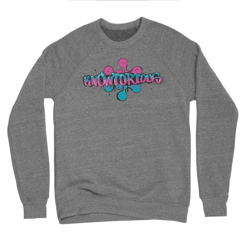 KNOWtorious Men's Sweatshirt by KNOW Identity