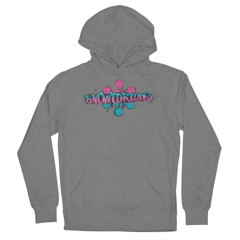 KNOWtorious Women's French Terry Pullover Hoody by KNOW Identity