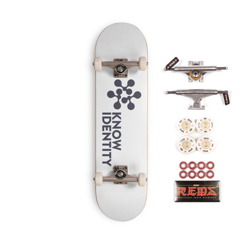 Need to KNOW Accessories Complete - Pro Skateboard by KNOW Identity
