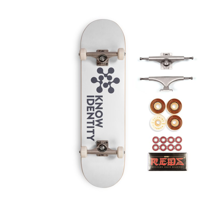 Need to KNOW Accessories Skateboard by KNOW Identity