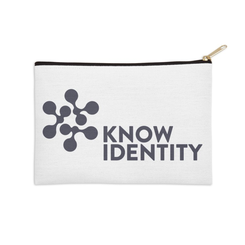 Need to KNOW Accessories Zip Pouch by KNOW Identity