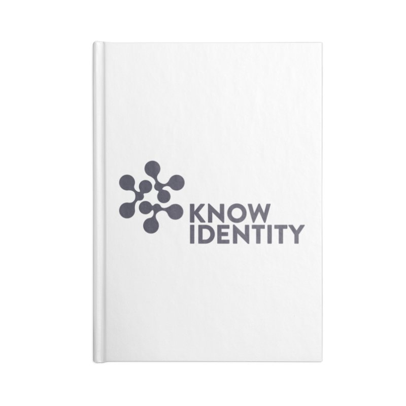 Need to KNOW Accessories Lined Journal Notebook by KNOW Identity