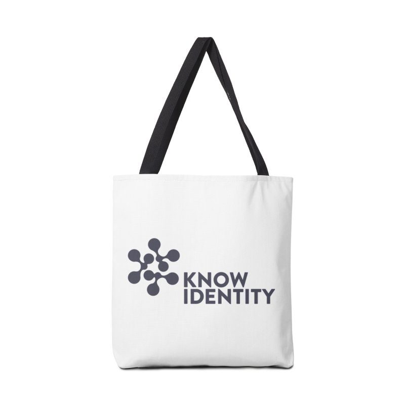 Need to KNOW Accessories Tote Bag Bag by KNOW Identity