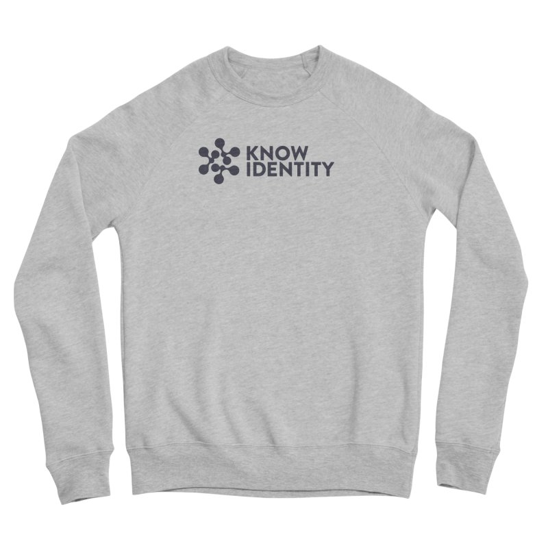 Need to KNOW Men's Sponge Fleece Sweatshirt by KNOW Identity