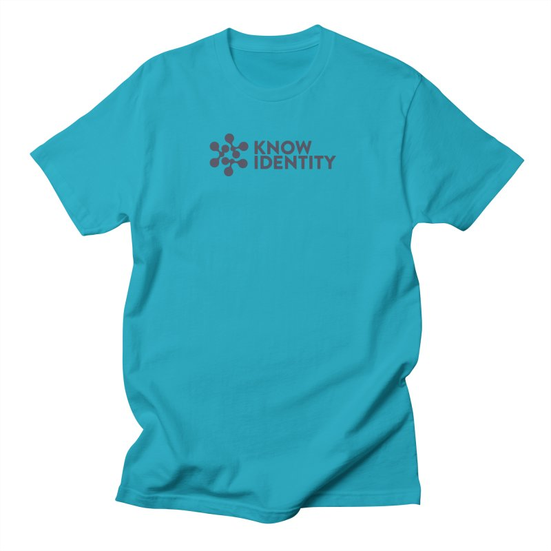 Need to KNOW Men's Regular T-Shirt by KNOW Identity
