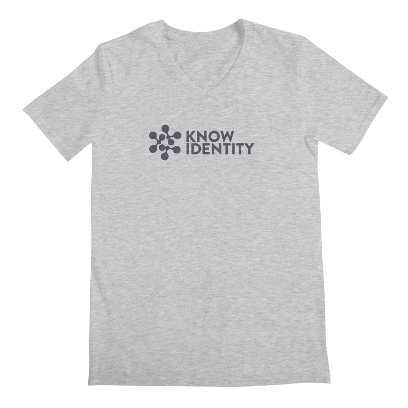 Need to KNOW Men's Regular V-Neck by KNOW Identity