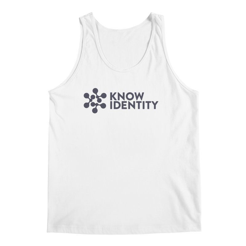 Need to KNOW Men's Regular Tank by KNOW Identity