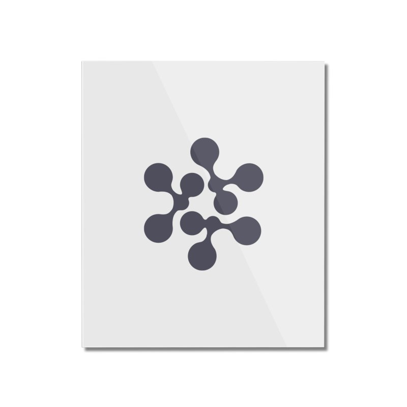 KNOW Node Home Mounted Acrylic Print by KNOW Identity