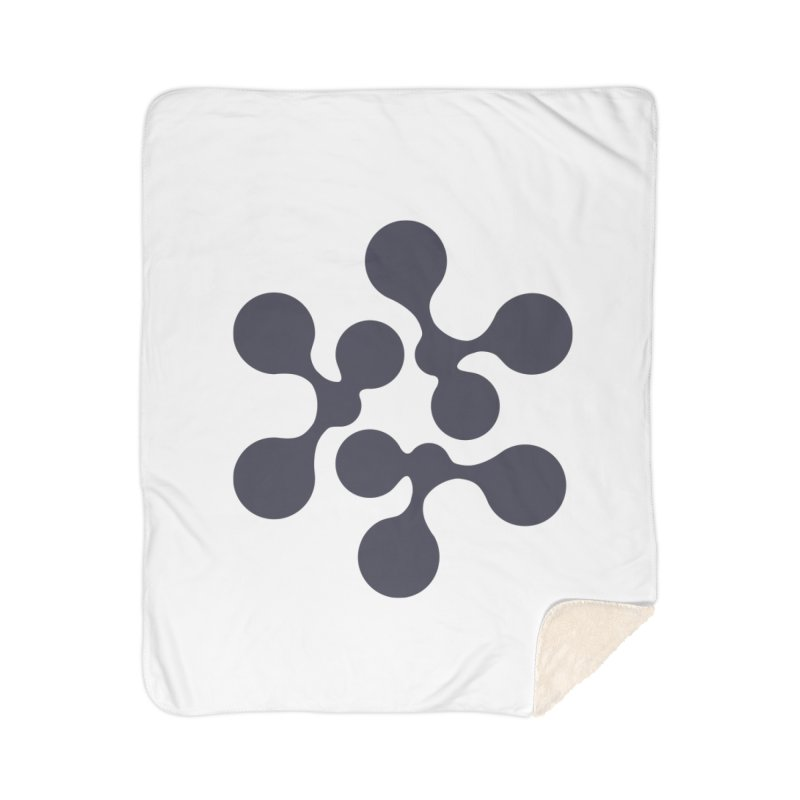 KNOW Node Home Sherpa Blanket Blanket by KNOW Identity