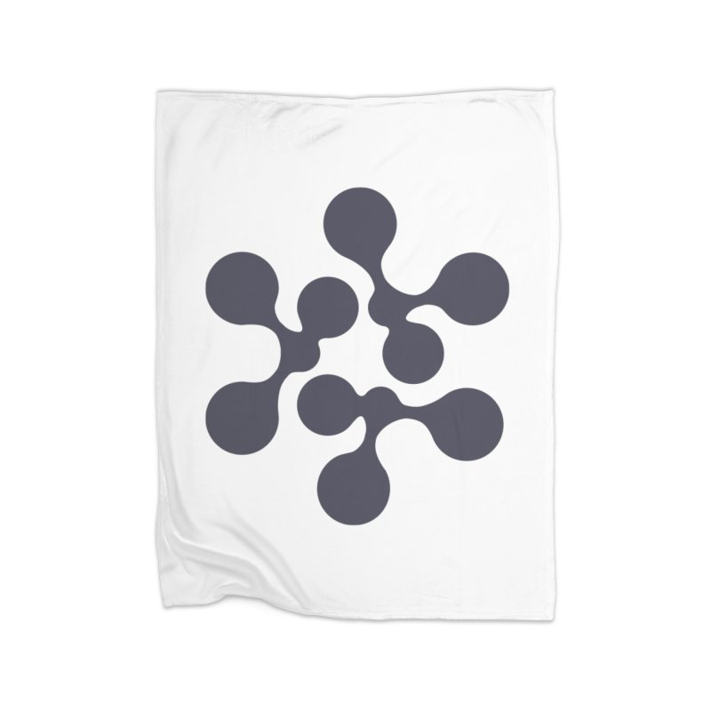 KNOW Node Home Fleece Blanket Blanket by KNOW Identity