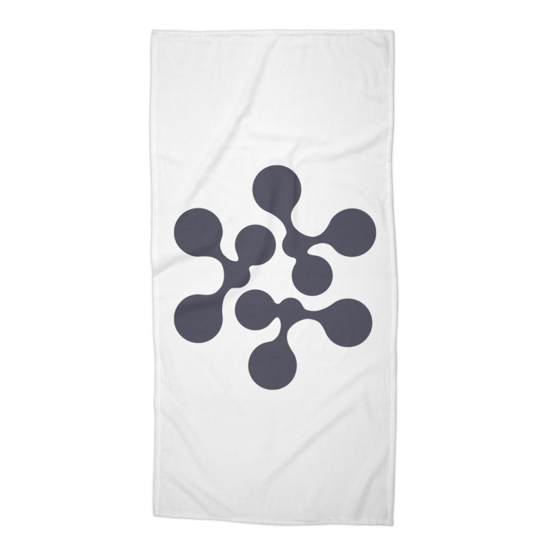 KNOW Node Accessories Beach Towel by KNOW Identity