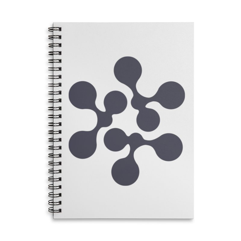 KNOW Node Accessories Lined Spiral Notebook by KNOW Identity