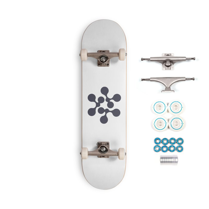 KNOW Node Accessories Complete - Basic Skateboard by KNOW Identity