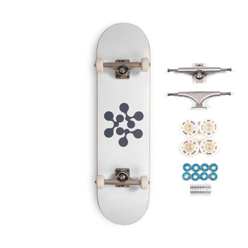 KNOW Node Accessories Complete - Premium Skateboard by KNOW Identity