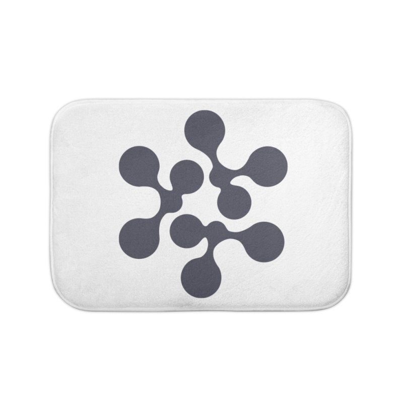 KNOW Node Home Bath Mat by KNOW Identity