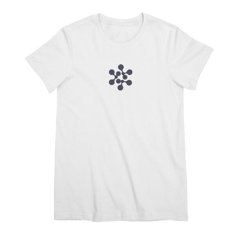 KNOW Node Women's Premium T-Shirt by KNOW Identity