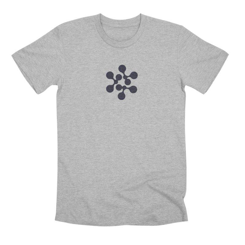 KNOW Node Men's Premium T-Shirt by KNOW Identity