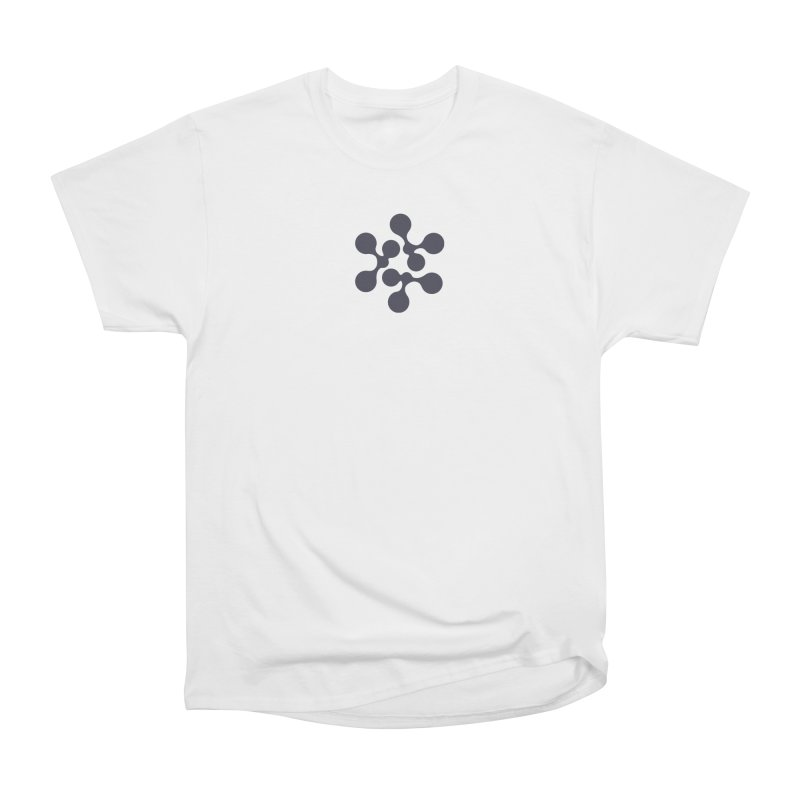 KNOW Node Men's Heavyweight T-Shirt by KNOW Identity