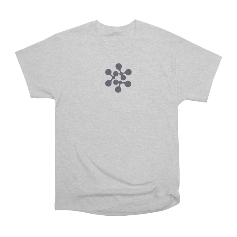 KNOW Node Women's Heavyweight Unisex T-Shirt by KNOW Identity